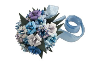 Origami Wedding Bouquets