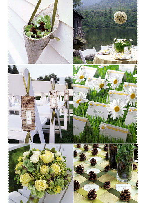 Outside Wedding Decoration Ideas Romantic Decoration