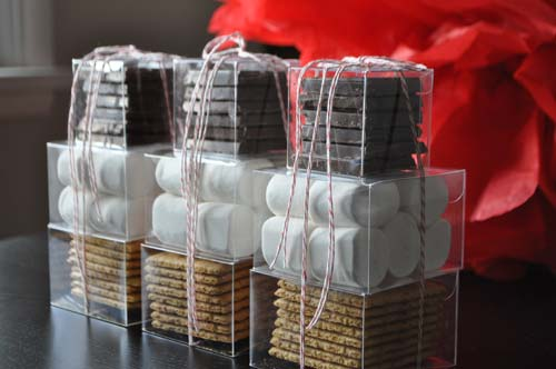 S'more Kits from TwigandThistle.com