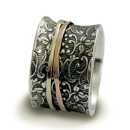 non traditional wedding rings - Traditional Wedding Rings