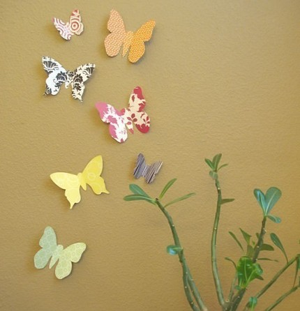 Ideas for Incorporating a Butterfly Into Your Wedding Theme