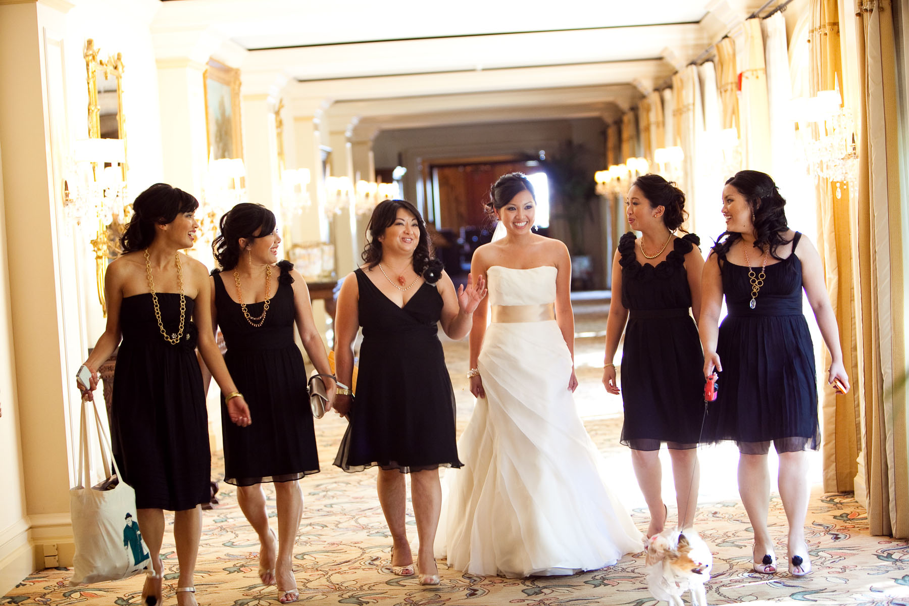Be Kind To Your Bridesmaids