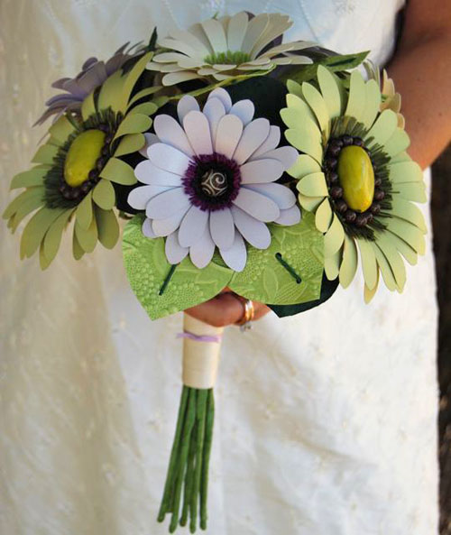 Ideas for Paper Wedding Decorations