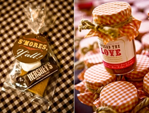 Rustic Wedding Gift Ideas : Serenbe wedding ideas