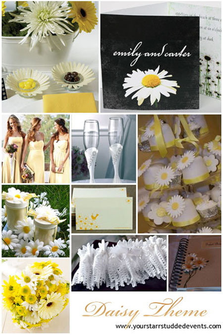 Daisy inspiration board