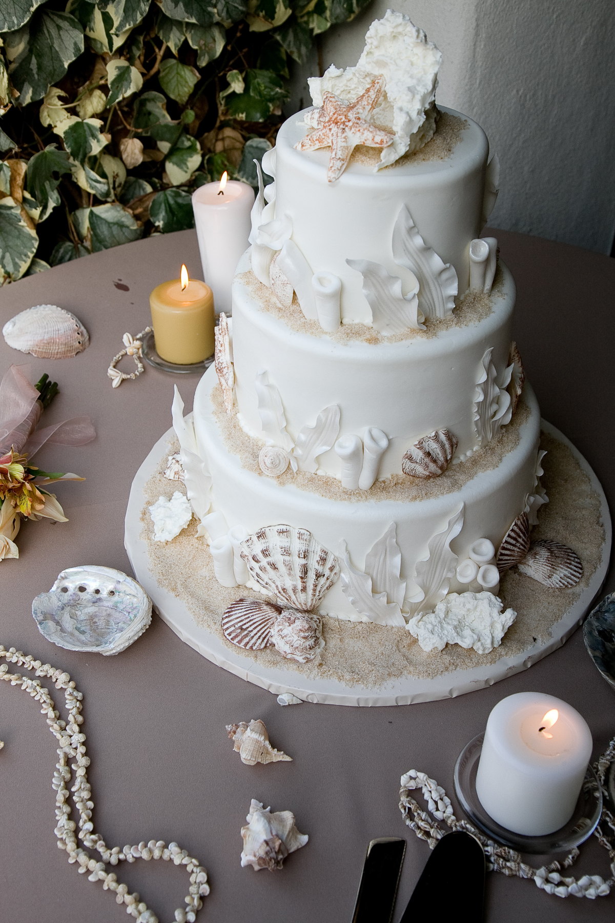Beautiful Beach Wedding Details