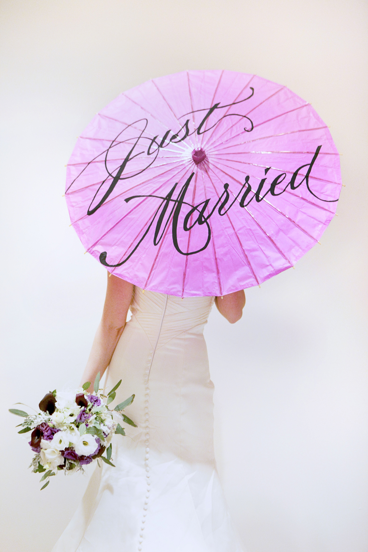 Wedding Parasol Giveaway!!