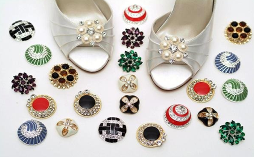 wedding shoe accessories