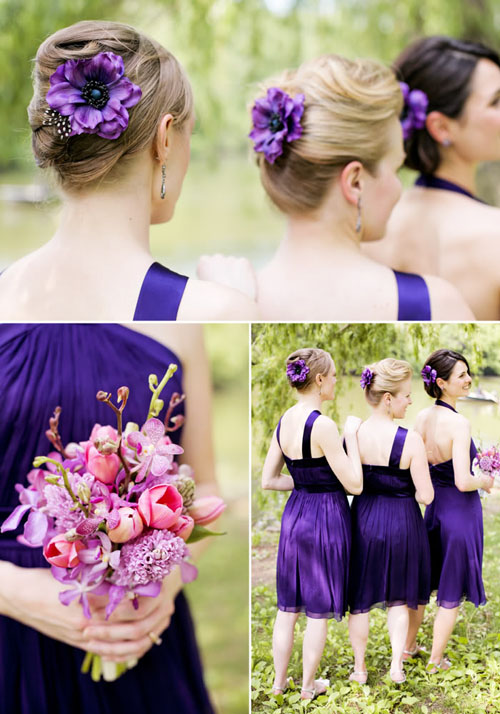 royal purple weddings purple wedding garters