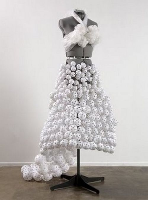 crazy wedding gowns