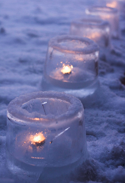 DIY wedding lanterns