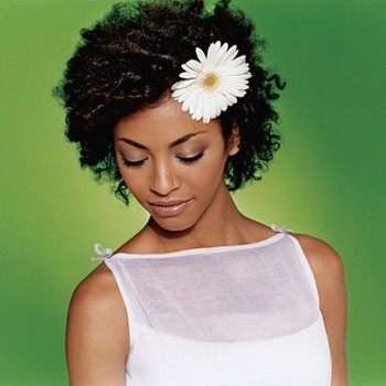Wedding Day Hairstyles For Natural Hair