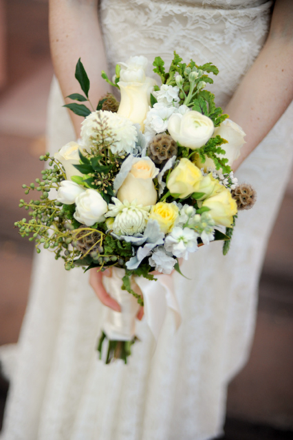 different bridal bouquets