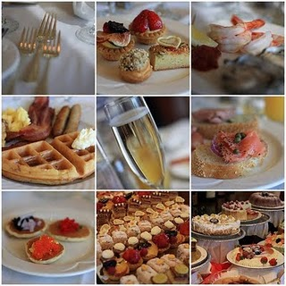 wedding brunch ideas