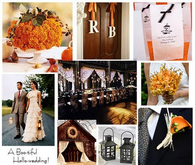 Wedding Theme: Halloween Inspiration