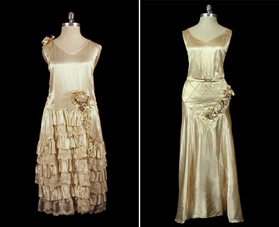 Vintage weddings 1920s wedding inspiration for Vintage wedding dresses 1920s
