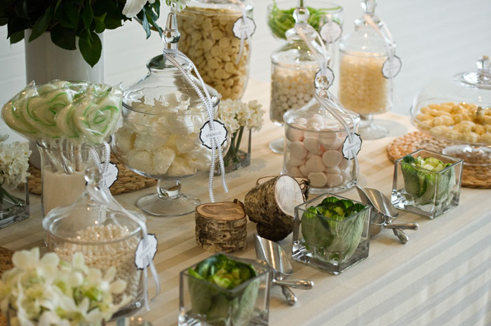Thebestartt Candy Bar Wedding