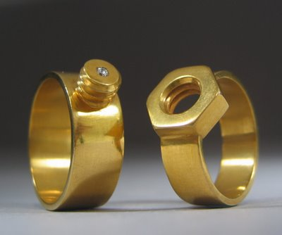 themed wedding band