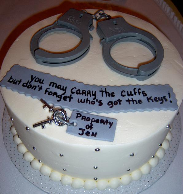 Http Www Weddingwindow Blog Wp Content Uploads 2010 12 Handcuff Grooms Cake Rs09 Jpg