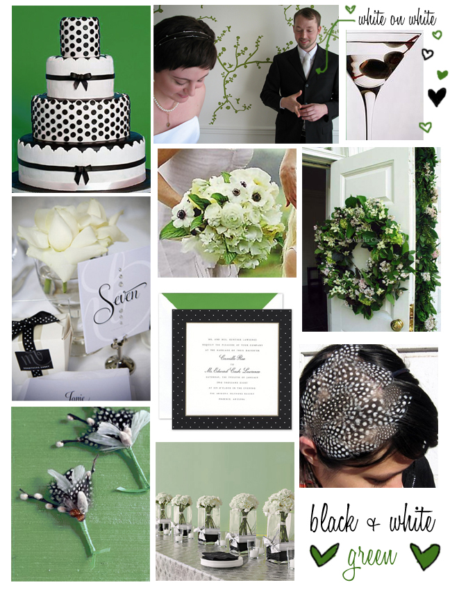 black and white wedding invitations. lack white wedding cake