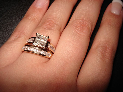 Wedding Blog: Etiquette On Upgrading Your Wedding Rings