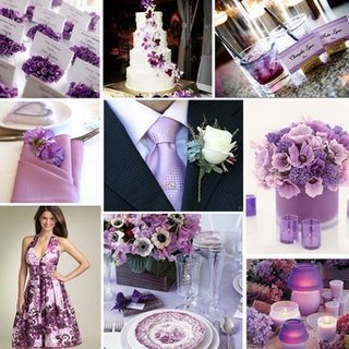 Etsy Eye Candy: Purple Wedding Inspiration