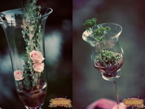 wedding terrariums