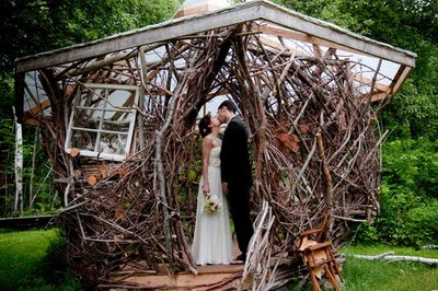 unusual wedding places