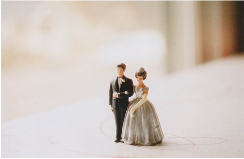 classic cake toppers