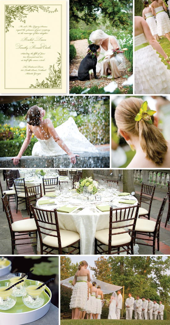 Wedding Blogs: Secret Garden Inspiration!