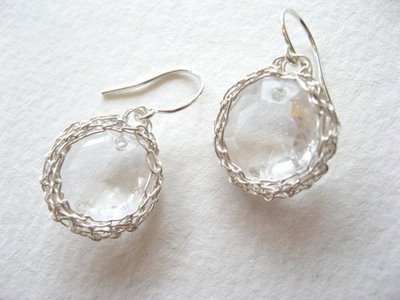 crystal wedding jewelry