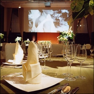 wedding video projection tips