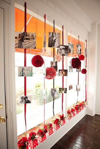 picture wedding decor