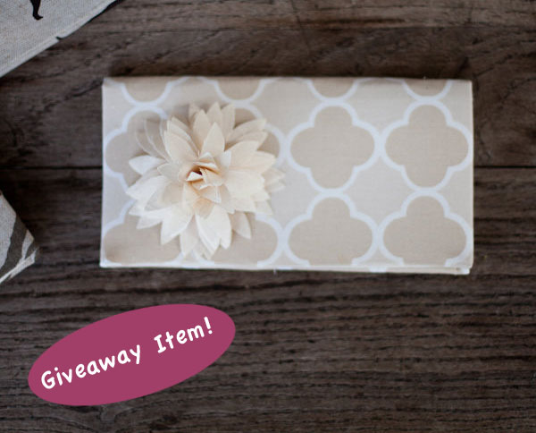 emersonmade clutch giveaway