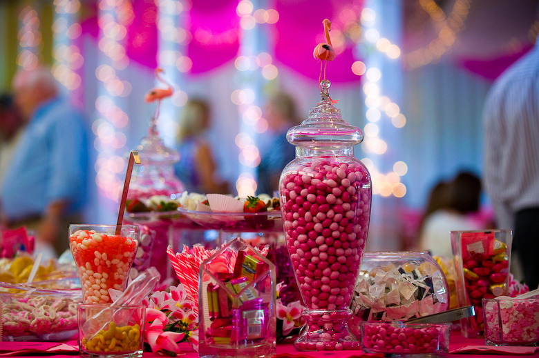 wedding details custom candy bar