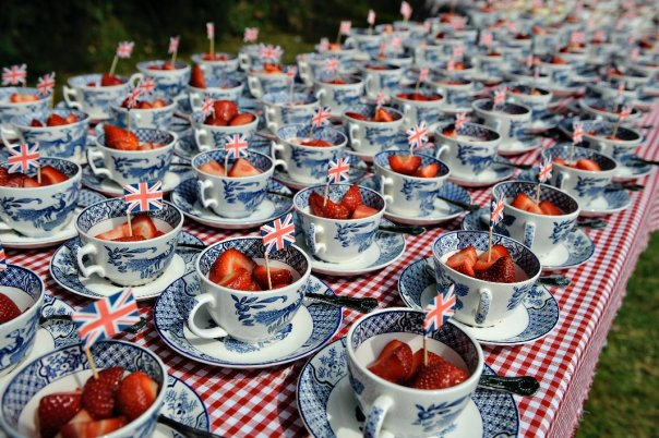 strawberry weddings