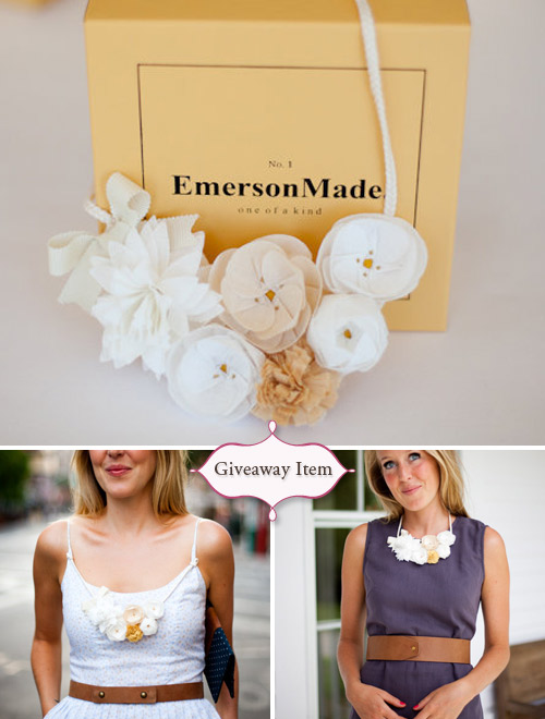 EmersonMade Giveaway