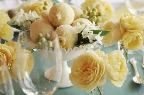 lemon weddings