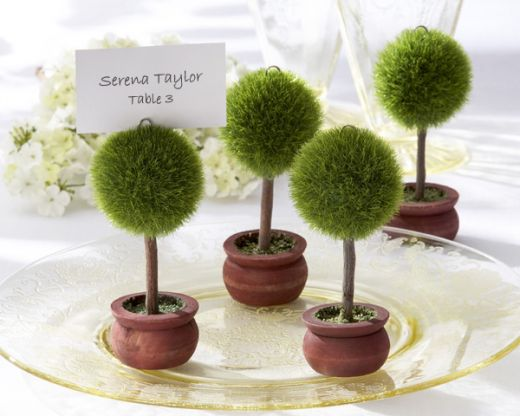 Wedding Blog: Funky Wedding Favors