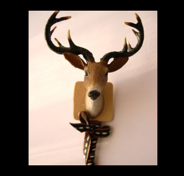 hunting theme boutonniere