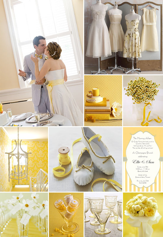Fabulous White and Yellow Wedding 550 x 800 · 115 kB · jpeg