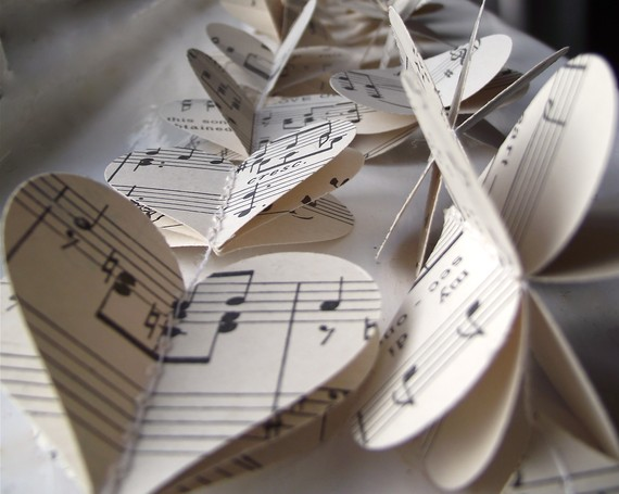 sheet music wedding details
