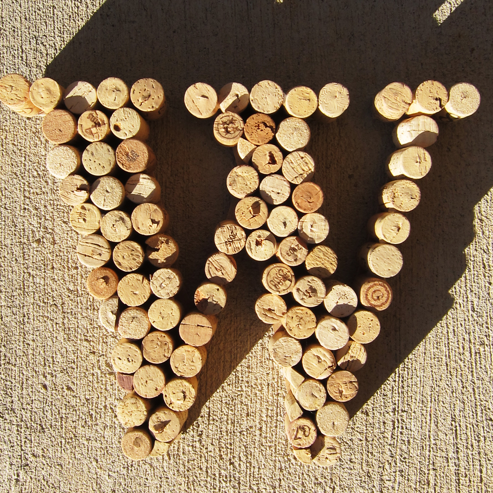 cork wedding monogram