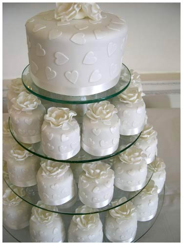 Simple Wedding Cake Designs