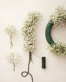 baby's breath DIY