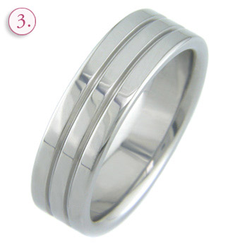 groom wedding band giveaway