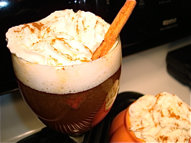 fall signature drinks