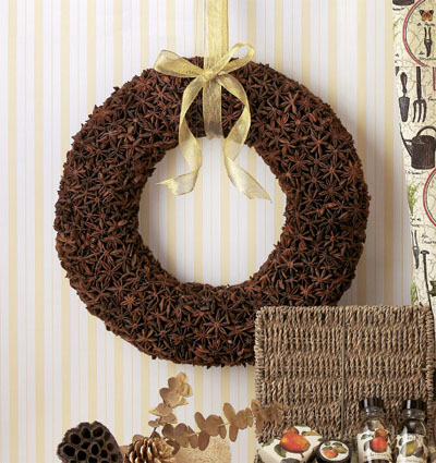 Star-Anise-Wreath