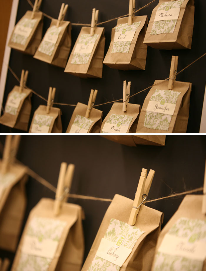 wedding goodie bag favors