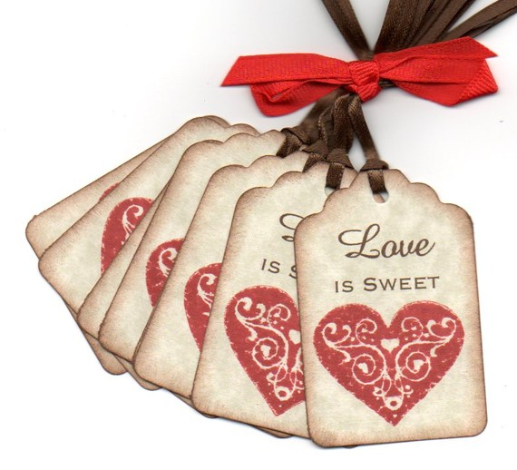 wedding favor tag giveaway